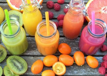 Study says drinking fruit juice early in life can have long term dietary benefits