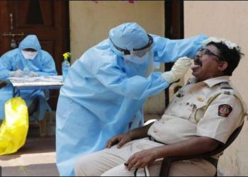 Police inspector tests COVID-19 positive in Athgarh, eight policemen down with fever