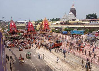 President Kovind, Modi, Naveen greet citizens on Rath Yatra