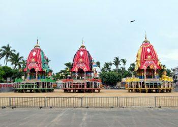 Puri Jagannath temple admin issues Bahuda Yatra schedule