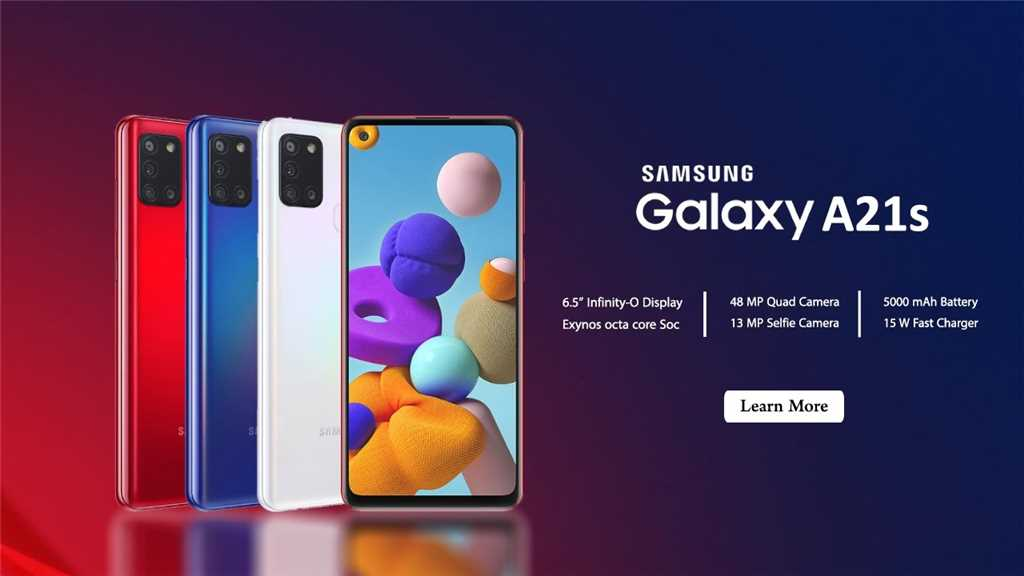 Samsung Galaxy A21s With Exynos 850 SoC, 48MP Quad Camera Setup Launched In India, See Pricing & Specifications