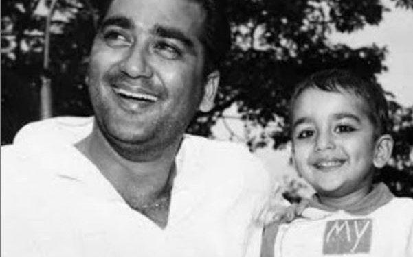 Sanjay Dutta remembers dad Sunil Dutt on birth anniversary