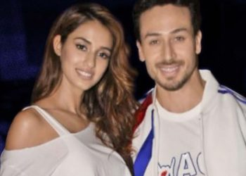 Happy birthday Disha Patani: Tiger Shroff's calls her 'rockstar' shares video