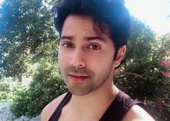 Varun Dhawan shares pic post workout; see pic