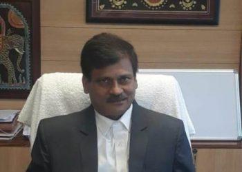 Tribal Development Co-operative Corporation of Odisha Ltd MD Sanat Kumar Mohanty (OP Photo)