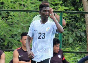 Hendry Antonay (Image courtesy: Goal.com)