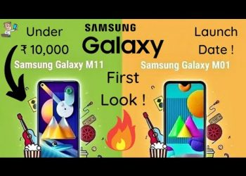 Samsung launches affordable Galaxy M11, M01 smartphones