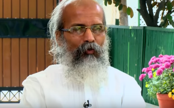File photo of union minister Pratap Chandra Sarangi