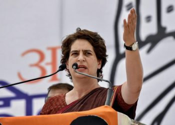 Priyanka Gandhi (Image courtesy: PTI)