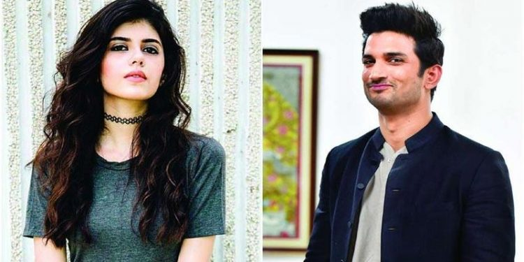 Sushant Singh Rajput's co-star Sanjana Sanghi is shattered