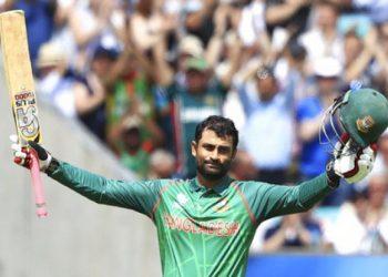 Bangladesh's ODI captain Tamim Iqbal. (Image courtesy: AP)