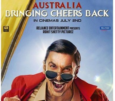 Ranveer Singh starrer 'Simmba' to re-release in Australia, Fiji
