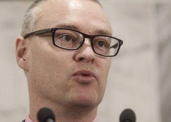 New Zealand Health Minister David Clark resigns amid criticism