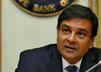 File photo of former Reserve Bank of India Governor Urjit Patel