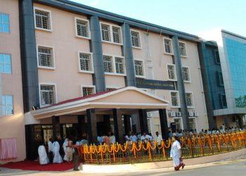 55 COVID-19 cases in Acharya Harihar Regional Cancer Centre; hospital sealed