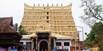 Padmanabha Swamy temple in Kerala
