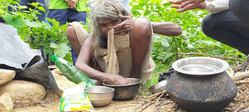 70-year-old woman living in a hole on the ground for eight long years rescued in Mayurbhanj