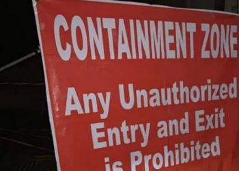 Bhadrak municipality declares 11 wards as containment zones