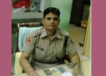 Female IIC of Balasore town police station goes missing