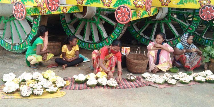 Fond of delicious, naturally grown mushrooms Visit Keonjhar