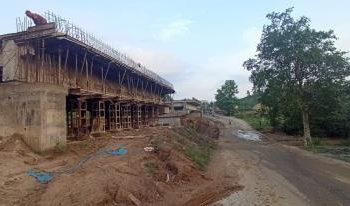 Half-done bridges in fringe areas trouble people