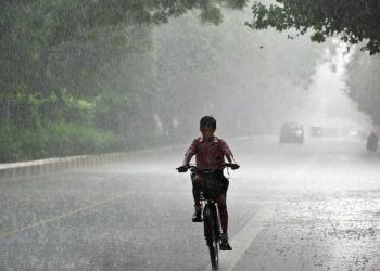 IMD issues rainfall, lightning warning for 13 districts
