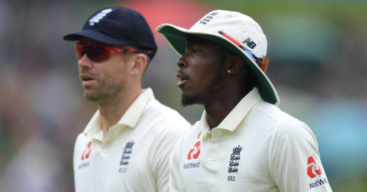 James Anderson and Jofra Archer