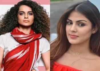 Kangana Ranaut's ex-boyfriend takes out anger on Rhea Chakraborty through twitter