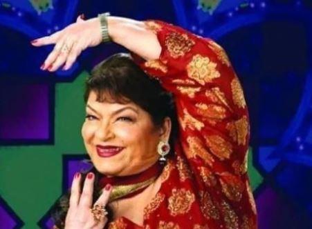 These songs made Saroj Khan Choreographer No.1
