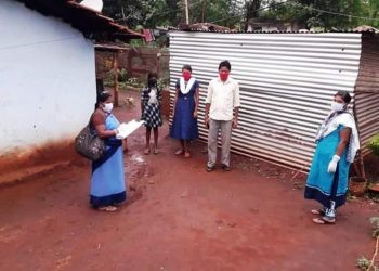Barbil in throes of community transmission