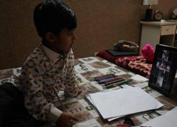 Online education falters in rural Odisha