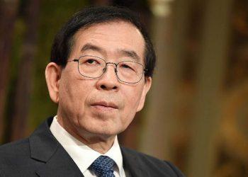Mayor of Seoul Park Won-soon