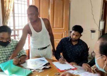 Vigilance raid under way at Sambalpur