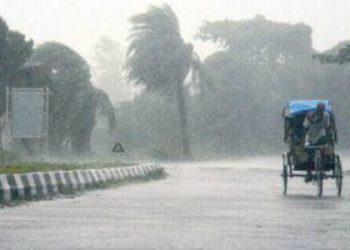 Six district to witness heavy rainfall in 24 hours IMD