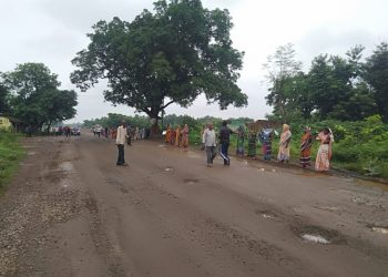 This 2kms long stretch of NH-53 is a bane of the villagers' existence; Find out why
