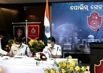Uma Shankar Das, Prateek Singh take charge as new DCPs of Bhubaneswar, Cuttack