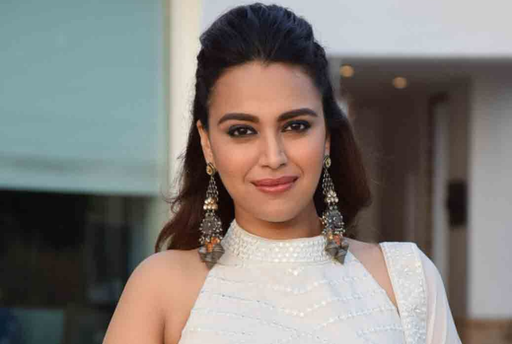 Swara Bhaskar turns emotional, apologises to Sushant Singh Rajput's family  for this reason - OrissaPOST