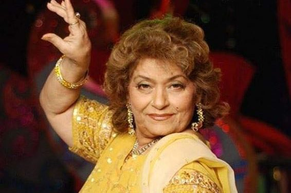 A three-time National Award winner, Saroj Khan debuted at the age of 3