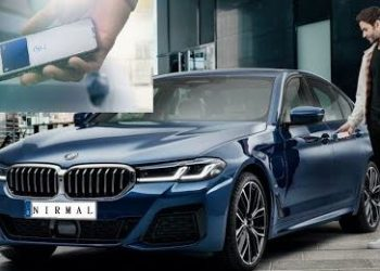 Now open BMW cars with Apple digital key