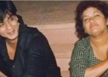 Shah Rukh Khan pays tribute to choreographer Saroj Khan
