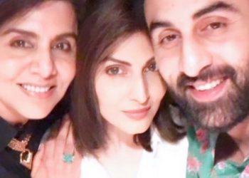 Neetu Kapoor turns 62, Riddhima and Ranbir hosts dinner