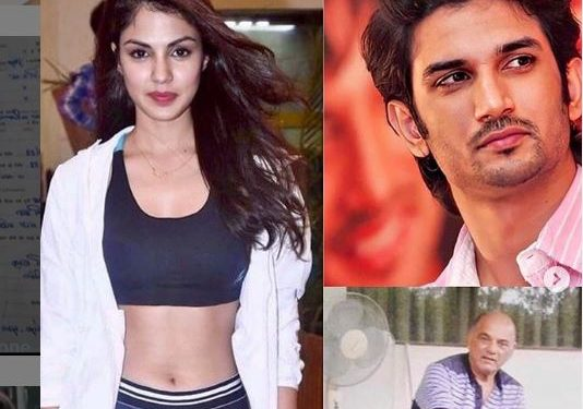 After FIR by Sushant's father, scared Rhea Chakraborty meets her lawyer for 2-3hrs
