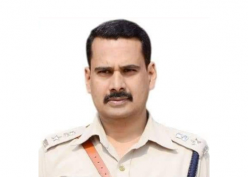 IPS Umashankar Dash (File photo)