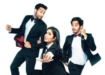 Katrina, Siddhant Chaturvedi, Ishaan Khatter to feature in this horror comedy