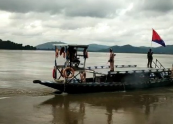 Representational image of Brahmaputra River