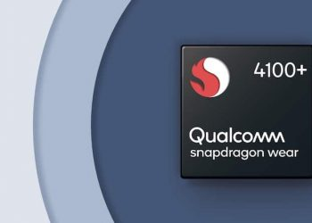 Qualcomm unveils Snapdragon Wear 4100 chip for wearables