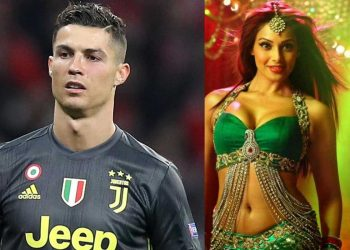 Photo of Cristiano Ronaldo and Bipasha Basu kissing sets social media on fire; see here