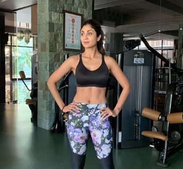 Watch: Fitness freak Shilpa Shetty's yoga tips to beat lockdown muscle stress