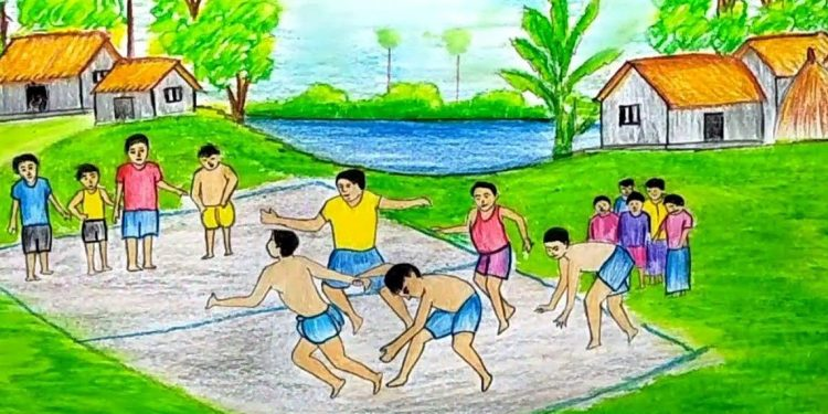 16 youths booked for playing 'kabaddi' in Ganjam