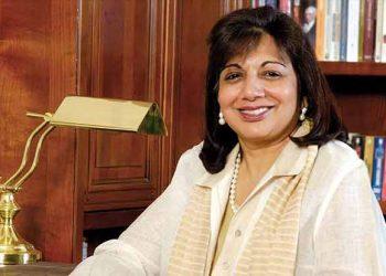 Biocon chief Kiran Mazumdar-Shaw tests positive for COVID-19